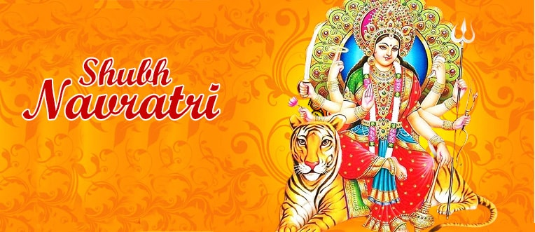 Maha Navaratri Festival Dedicated to Worship of Nav Durga