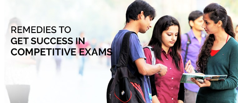 Remedies to Get Success in Competitive Exams