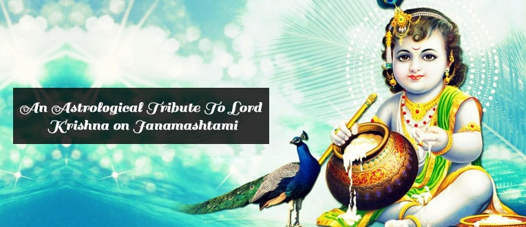 An Astrological Tribute To Lord Krishna on Janamashtami
